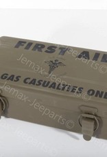 Willys MB First Aid Gas Kit