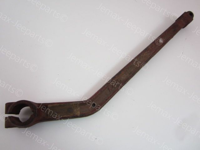 Willys MB AE Clutch Pedal