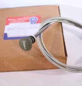 Seal Tested Automotive Parts Choke Cable