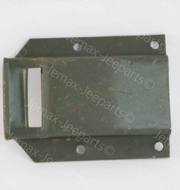 Willys MB Plate Strap Passage Jerrycan