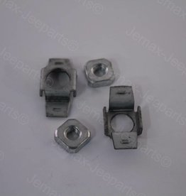 Bouten Sets Cage nut large 5/16 UNC