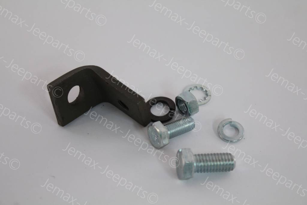 Willys MB Starter mounting bracket kit