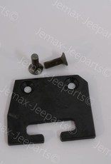 Willys MB Grid under cover plate + rivits