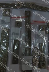 Seal Tested Automotive Parts Bond Strap Complete Set