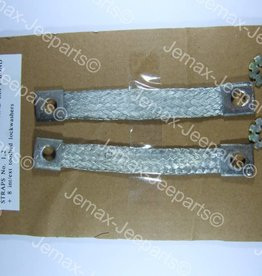 Willys MB Bond Strap Set 2