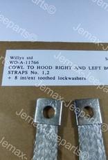 Willys MB Bond Strap Set 2