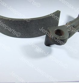 M38A1/Nekaf Hand brake shoe set