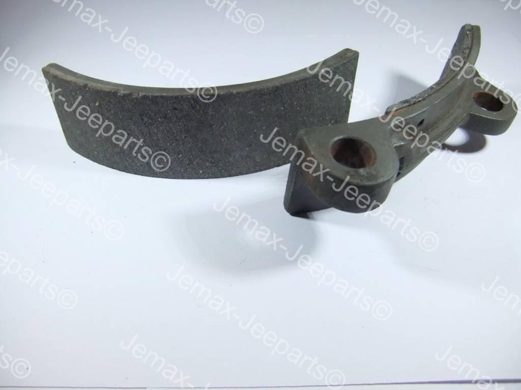 M38A1/Nekaf Hand brake shoe set
