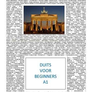 Duits voor beginners NL-DE (ERK-A1)
