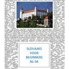 Slovaaks voor beginners NL-SK (ERK-A1+A2)