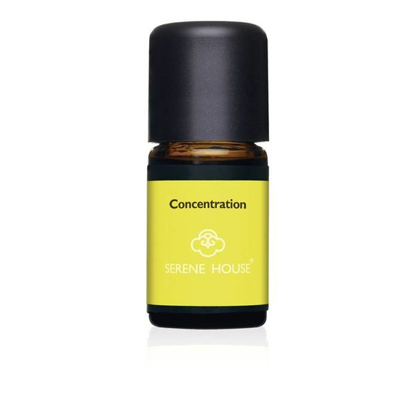 Concentration - natürliches ätherisches Öl