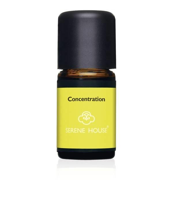 Concentration - huile essentielle naturelle