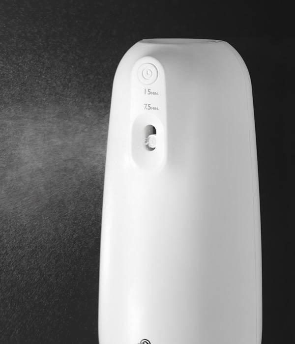 Dew - Pulvérisateur de parfum automatique