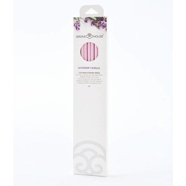 Lavender Vanilla - bâtonnets colorés préparfumés