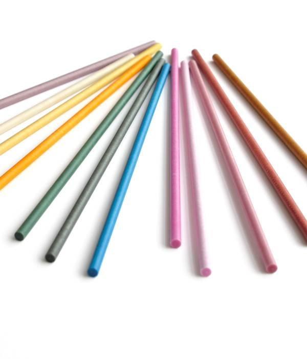 Bois de Santal – farbige Parfüm-Sticks