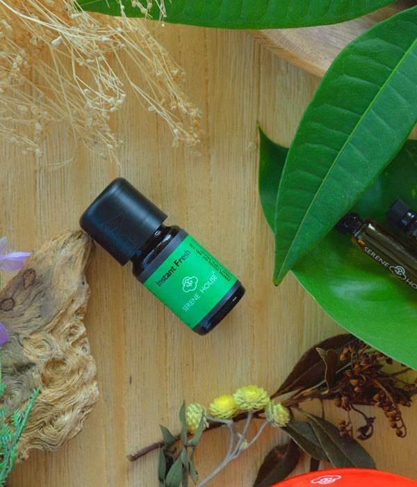 Instant Fresh - natürliches ätherisches Öl