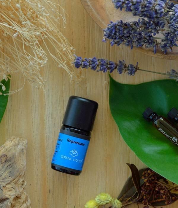 Rejuvenate - natürliches ätherisches Öl