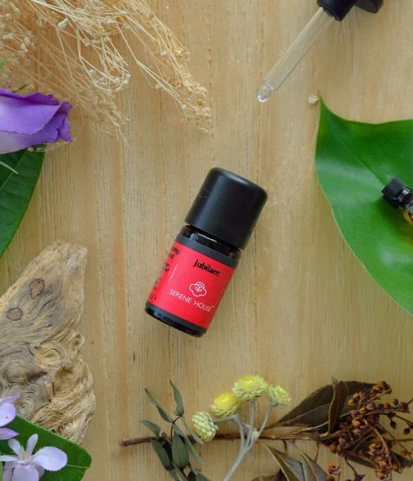 Jubilant - huile essentielle naturelle