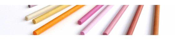 Farbige Parfüm-Sticks