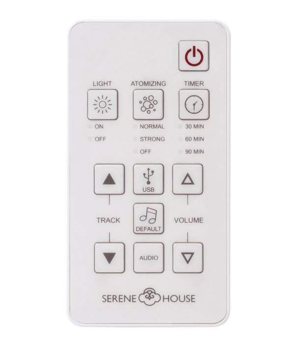 Remote control for Donut Scentilizer®