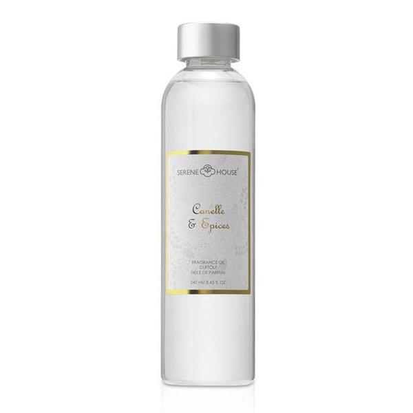 Canelle & Épices Huile parfumée