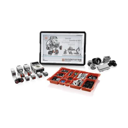 LEGO Education EV3 Set de Base Educative et logiciel educatif