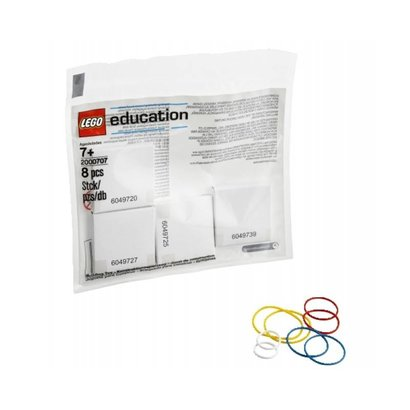 LEGO Education Replacement Pack, set rubber bands
