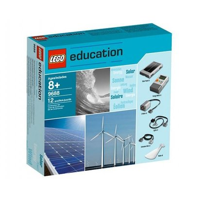 LEGO Education Kit Add-on Energies Renouvelables