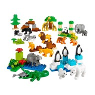 LEGO Education Les animaux sauvages (45012)