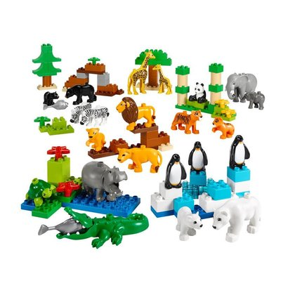 LEGO Education  Les animaux sauvages
