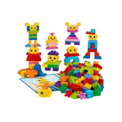 """LEGO Education Construire les """"émotions"""""""