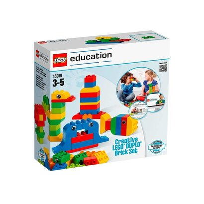 LEGO Education Creative LEGO® DUPLO® Brick Set