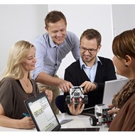 LEGO Education Docent Training Innovation Studio