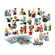 LEGO Education Community Minifigure Set (45022)