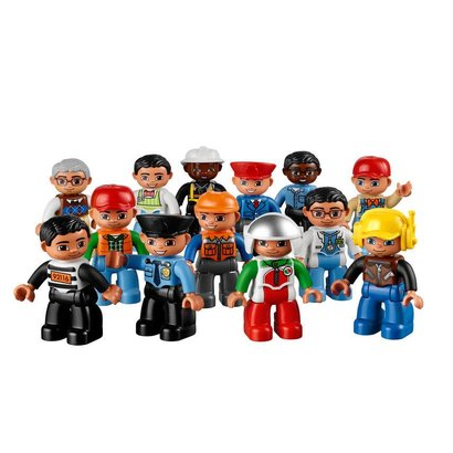 LEGO Education Community People Set