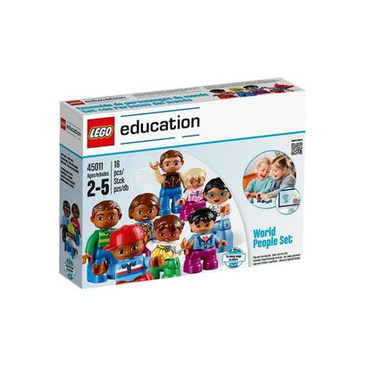 LEGO Education World People Set