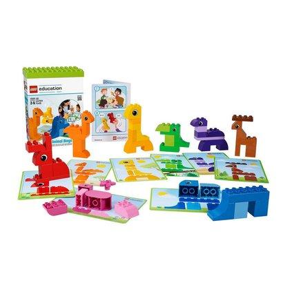 LEGO Education Bingo des Animaux