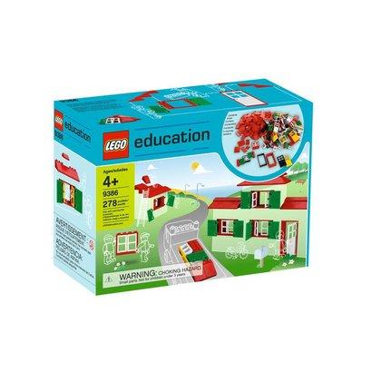 LEGO Education Deuren, Vensters en Dakpannen Se