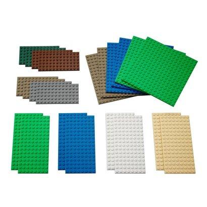 LEGO Education  Kleine LEGO®  Bouwplaten