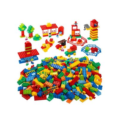 LEGO Education XL LEGO® DUPLO® Blokkenset