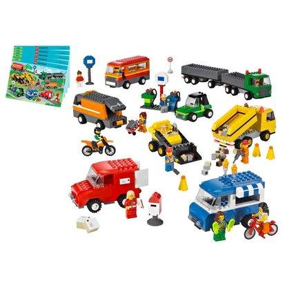 LEGO Education  Les véhicules