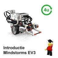 Mindstorms EV3 - introductie (Dimitri)