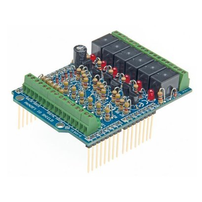 Velleman I/O SHIELD FOR ARDUINO®