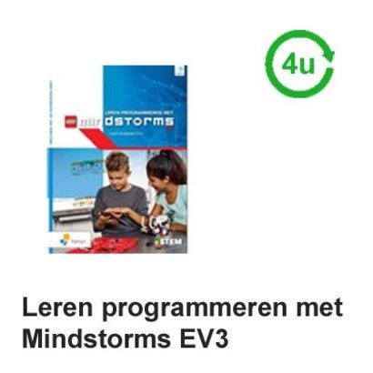 Docent Training Leren programmeren met Mindstorms EV3 (Davy)