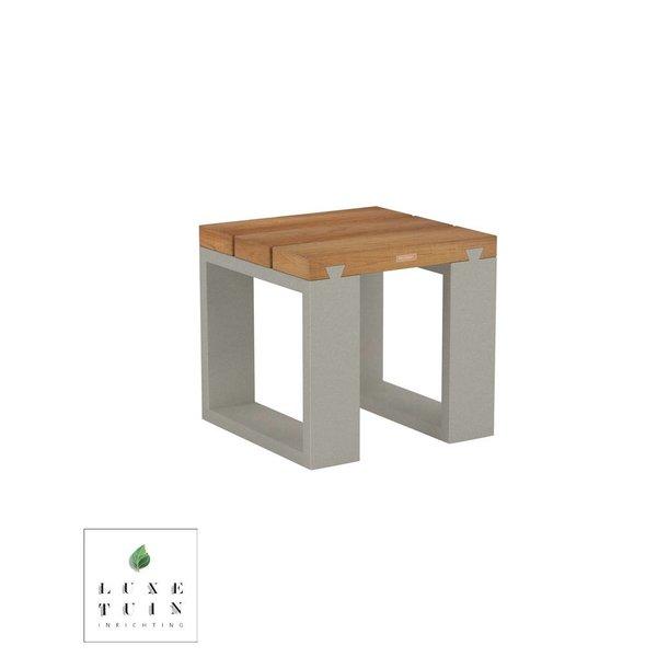 Vigor stool Teak