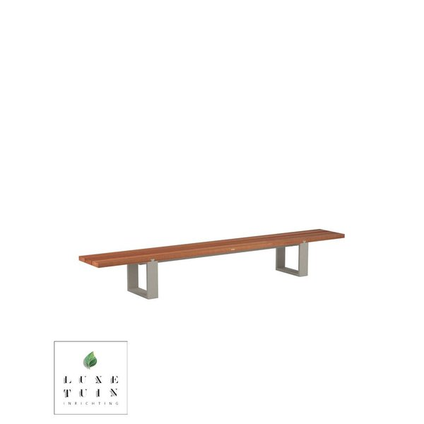 Vigor Bench Mahogany