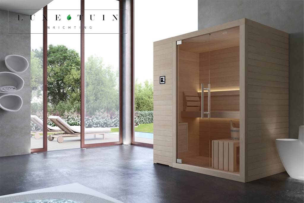 Dit is waarom ook u, een sauna wilt!