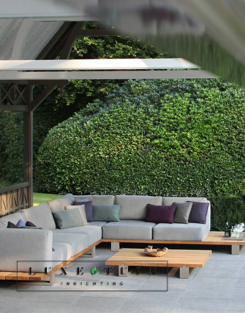design loungeset voor uw terras royal botania vigor. Black Bedroom Furniture Sets. Home Design Ideas