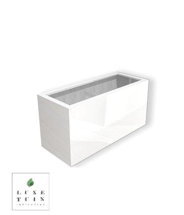 Potmaat Polyester Hoogglans plantenbak Buxus