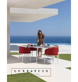Talenti Talenti  Cleo Dinning table White-cement